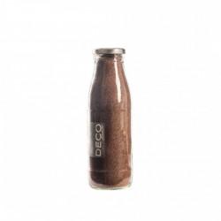 Sable Déco 0,5 Mm Bouteille De 500 Ml - Marron