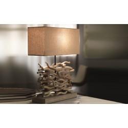 Lampe A Poser Nature / Bois