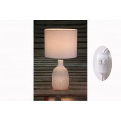 Lampe Porcelaine Double Ampoule