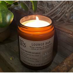 Bougie Parfumée Lounge Bar 140G 35H